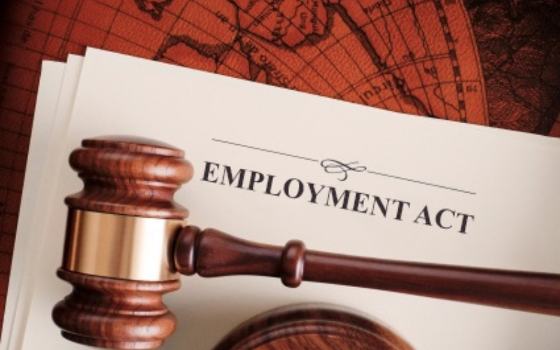 Changes to Employment Act by April 2019